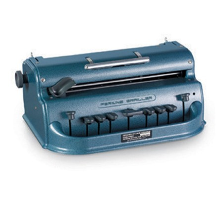 Máquina de Escrever em Braille