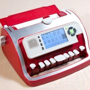 Máquina de Escrever Smart Braille