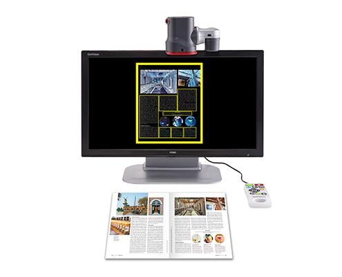 Ampliador GO Vision Pro