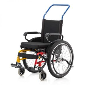 Cadeira de Rodas Cantus Infantil