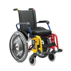 Cadeira de Rodas Agile Infantil