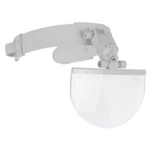 Lupa de Cabeça com LED e 4 lentes - ES