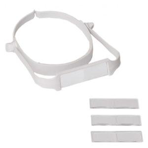 Lupa de Cabeça com 4 lentes