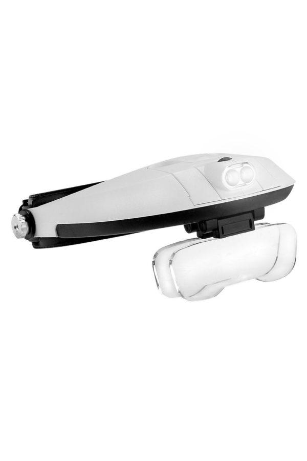 Lupa de Cabeça com 5 lentes LED.1