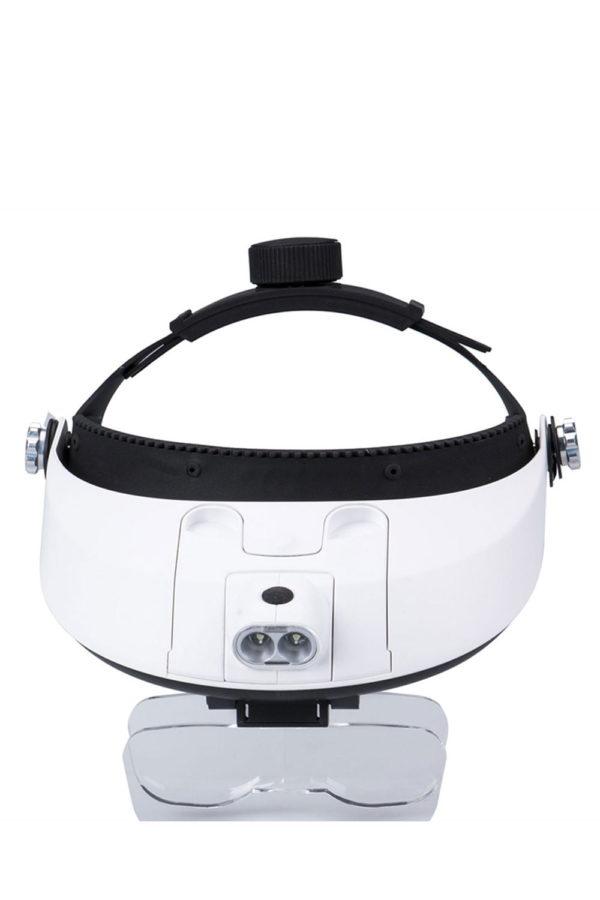 Lupa de Cabeça com 5 lentes LED.2