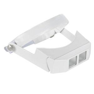 Lupa de Cabeça com Visor Articulado 5D