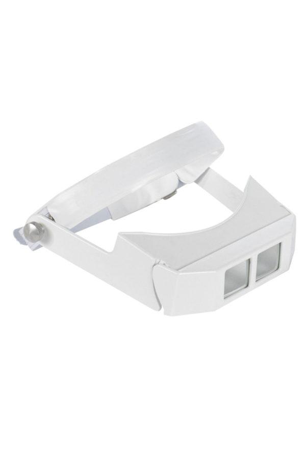 Lupa de Cabeça com Visor Articulado e 3 lentes.2